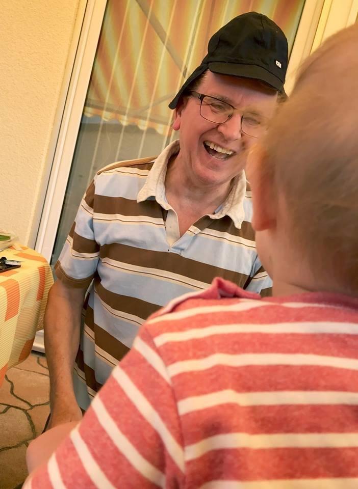 Emotionaler Brief: Was ich meinem 62-jährigen Vater endlich sagen kann