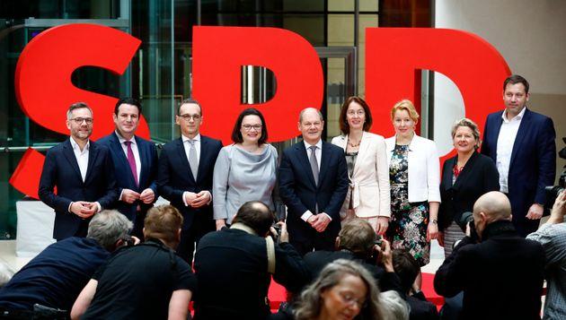 Γερμανία: Αυτοί είναι οι νέοι υπουργοί του