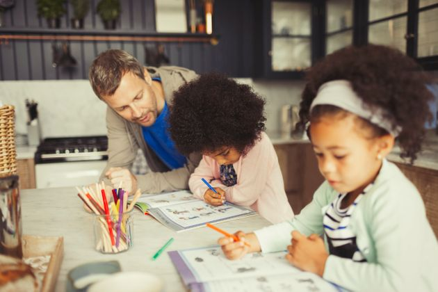 UK Parents Spend Less Time Helping Kids With Homework, But Value Quality Of