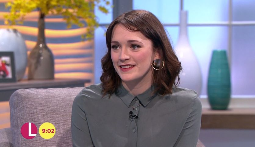 'Call The Midwife' Star Charlotte Ritchie 'Howled Like A Child' Watching Her Character's