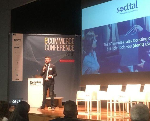 Socital: Η διαδικτυακή πλατφόρμα που αυξάνει τις πωλήσεις των προιόντων σας μέσω «προσωποποίησης» του