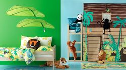Ikea's New Sustainable Kids Range Is All About Teaching Eco-Friendly Values From A Young