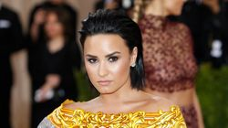 Demi Lovato Says A Celebrity Nearly Drove Her To Drink At The Met