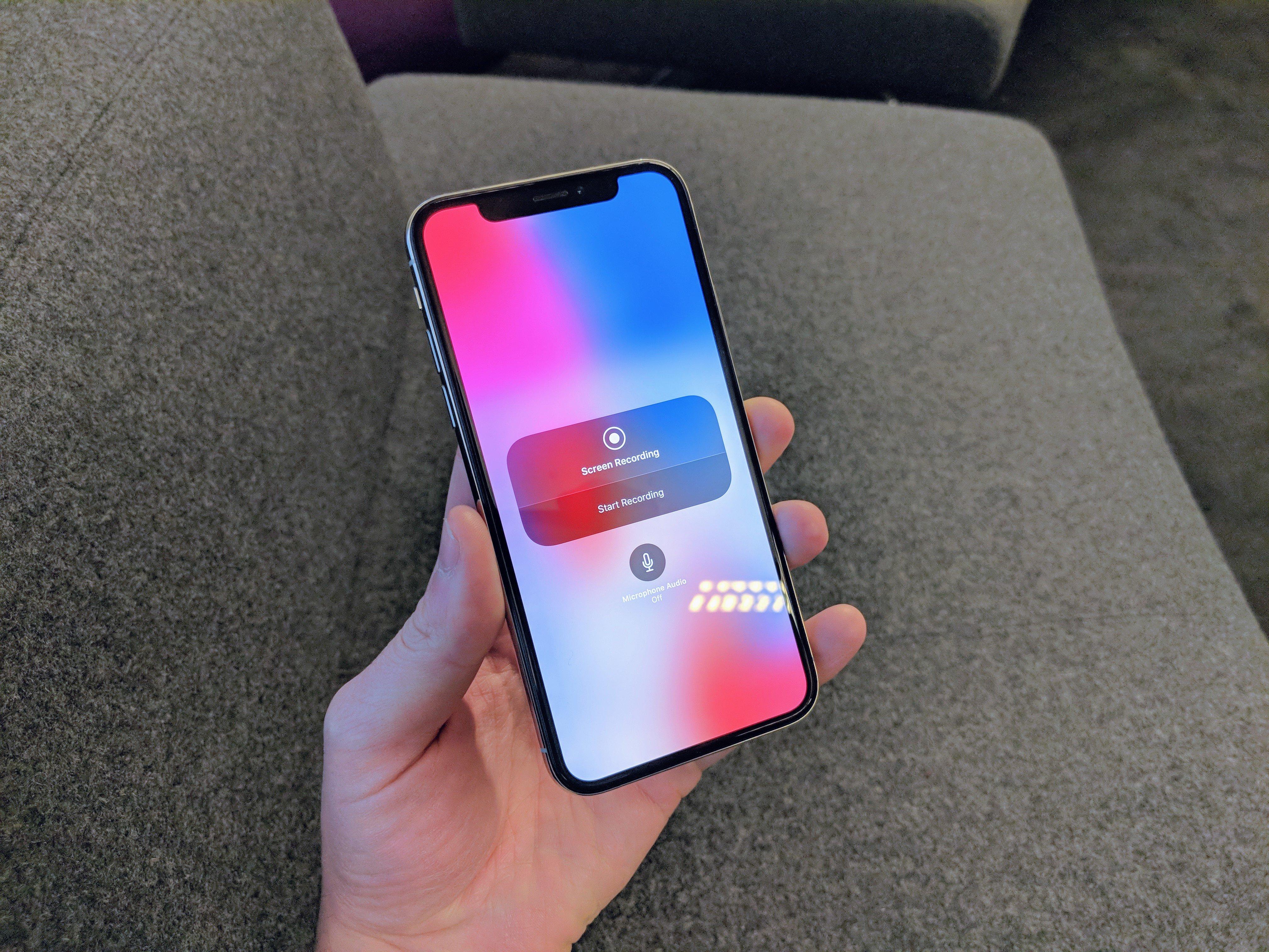 Как сделать фото на весь экран на айфоне 7