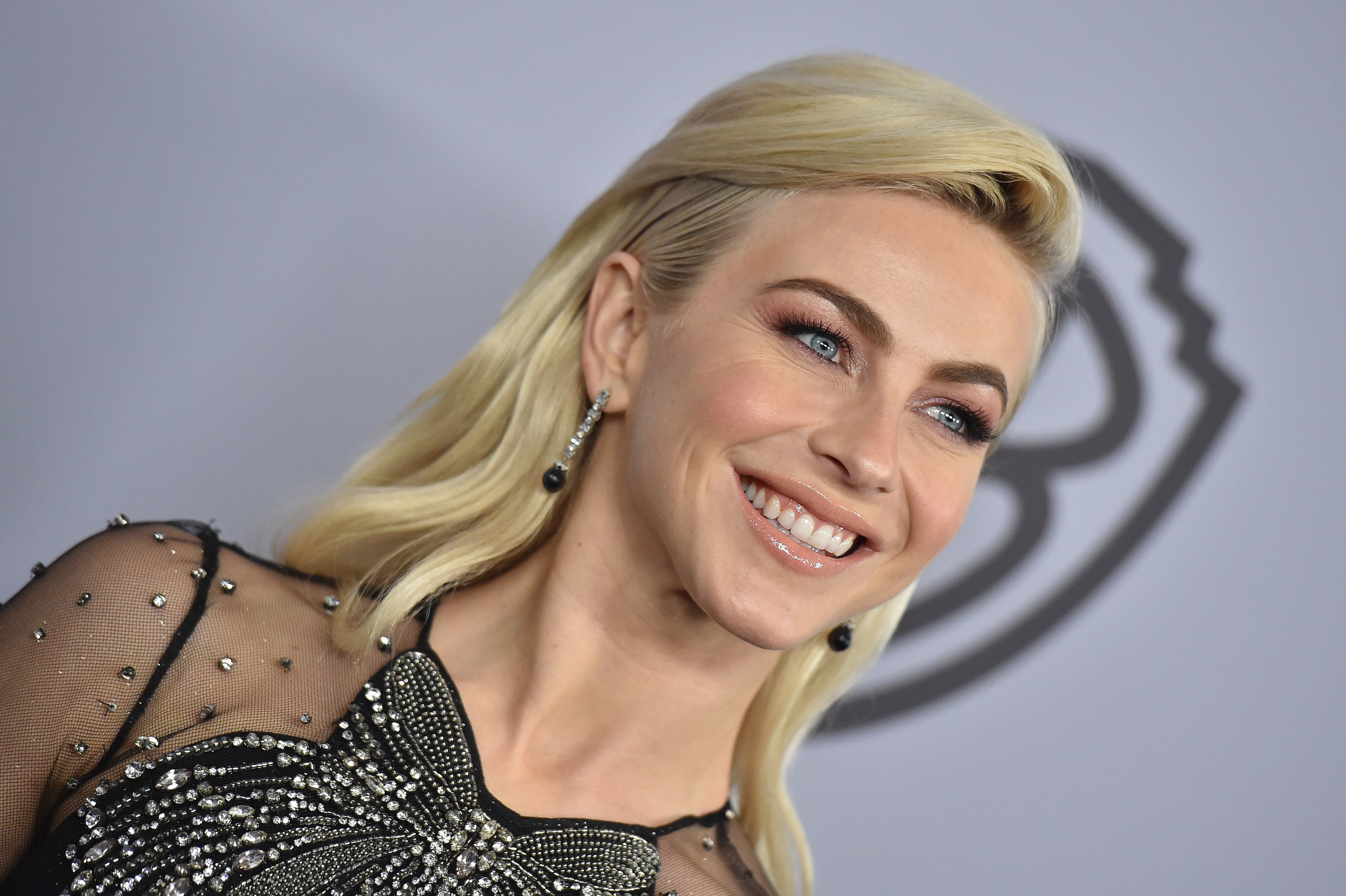 Actress Julianne Hough wasn't diagnosed withendometriosis until her 20s, but she lived with the...
