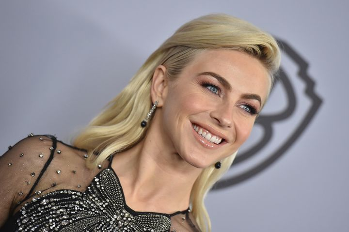 Actress Julianne Hough wasn't diagnosed withendometriosis until her 20s, but she lived with the condition for years before that.