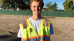 16-Jähriger will Obdachlosen in seiner Heimatstadt helfen – und hat einen genialen