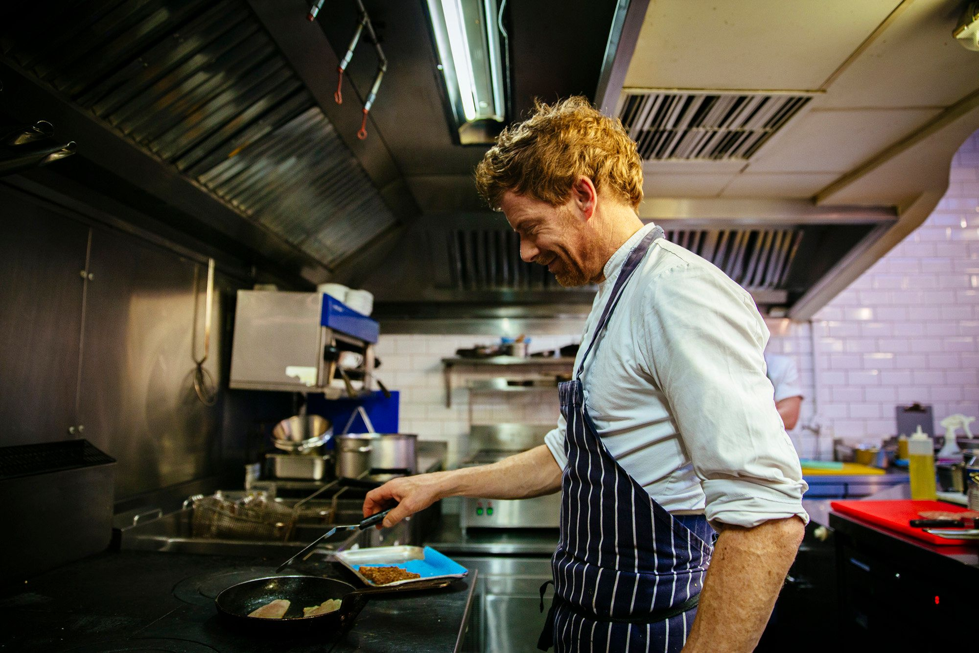Award-Winning Chef Tom Aikens On How To Eat Fish