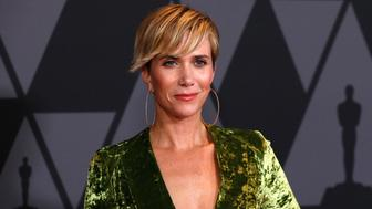 9TH Governors Awards – Arrivals – Los Angeles, California, U.S., 11/11/2017 - Actress Kristen Wiig. REUTERS/Mario Anzuoni