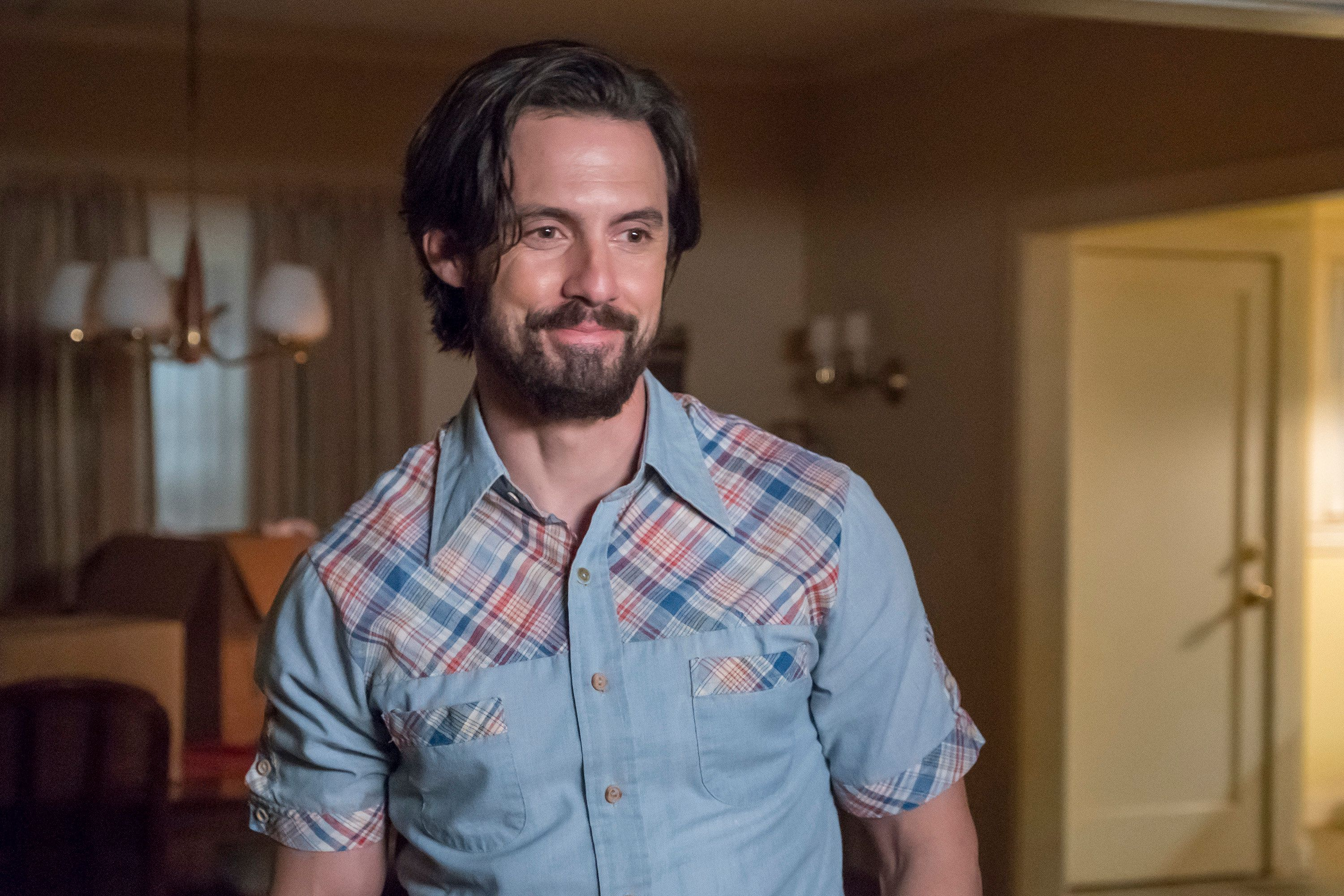 THIS IS US -- 'Vegas, Baby' Episode 216 -- Pictured: Milo Ventimiglia as Jack -- (Photo by: Ron Batzdorff/NBC/NBCU Photo Bank via Getty Images)