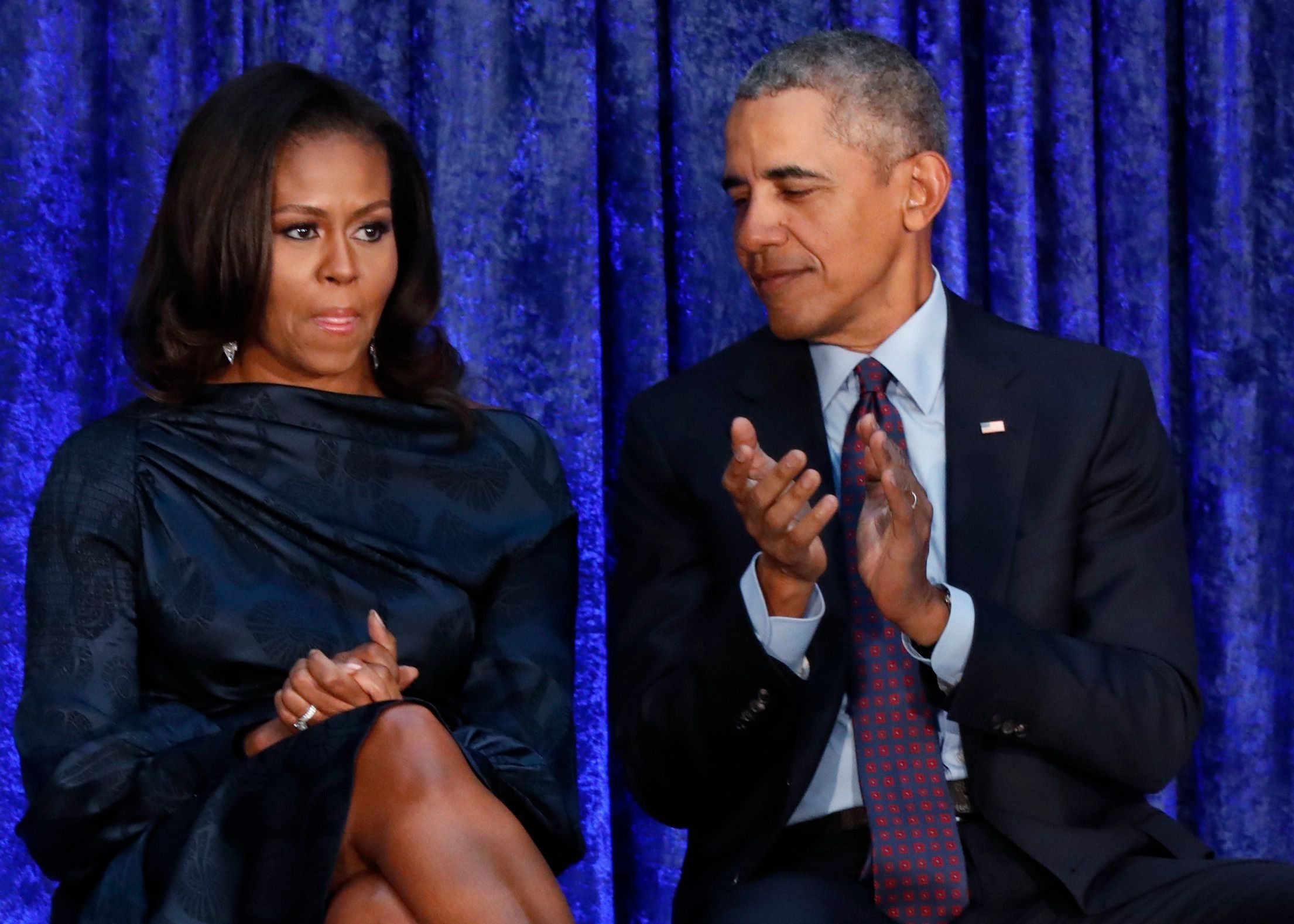 Μπαράκ και Μισέλ Ομπάμα σε ρόλο τηλεοπτικών παρουσιαστών: Ετοιμάζουν εκπομπές για το Netflix