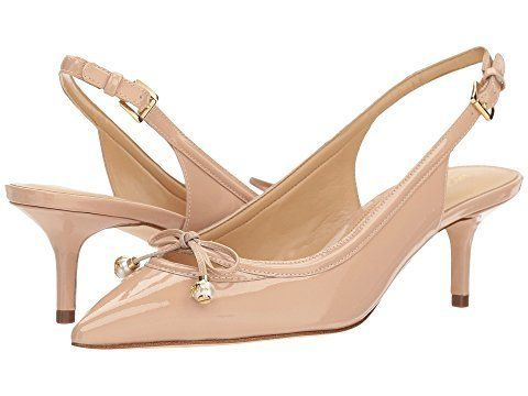 "Get them at <a href=""https://www.zappos.com/p/michael-michael-kors-gia-sling-light-blush-patent/product/9070371/color/612098"""
