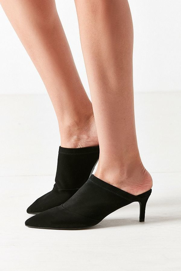 "Get them at <a href=""https://www.urbanoutfitters.com/shop/sol-sana-perri-kitten-heel-mule?category=SEARCHRESULTS&color=00"