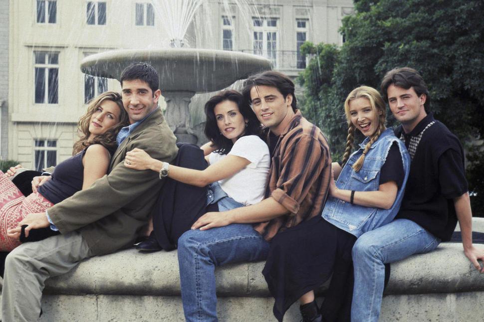 20년 전 그렇게 재밌었던 '프렌즈'는 왜 보기