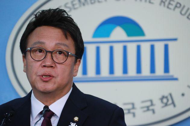 민병두, 성추행 의혹에 의원직 사퇴
