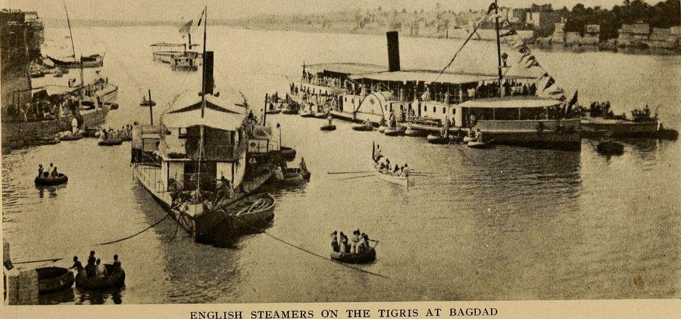 Βρετανικά ατμόπλοια...