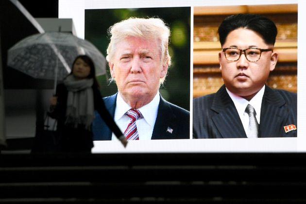 Trump vs. Kim: Ein einseitiger