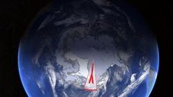 Τι συμβαίνει στην Ανταρκτική; Νέα θεωρία συνωμοσίας για ένα σύμβολο που εμφανίζεται στο Google Earth σαρώνει το