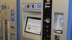 München: Was Fahrgäste am Ticketautomaten finden, beschäftigt jetzt die Polizei