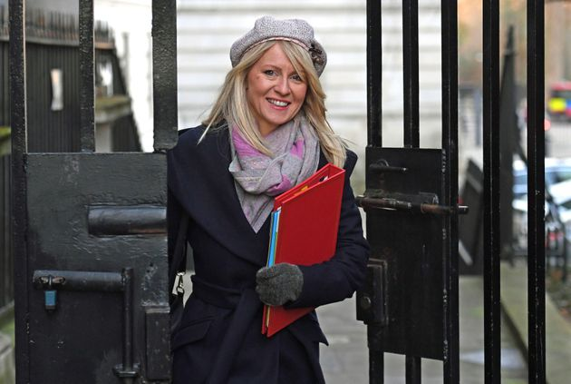 Work and Pensions Secretary Esther McVey oversees Universal Credit