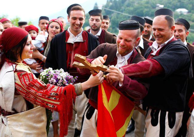 Σκόπια και «Μακεδονική»