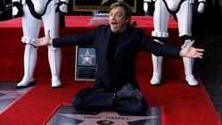 Ο Luke Skywalker απέκτησε το αστέρι του στο Walk of Fame και τον τρολλάρει το ίντερνετ (και ο Harrison