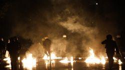 Επιθέσεις με μολότοφ κατά αστυνομικών στην περιοχή του