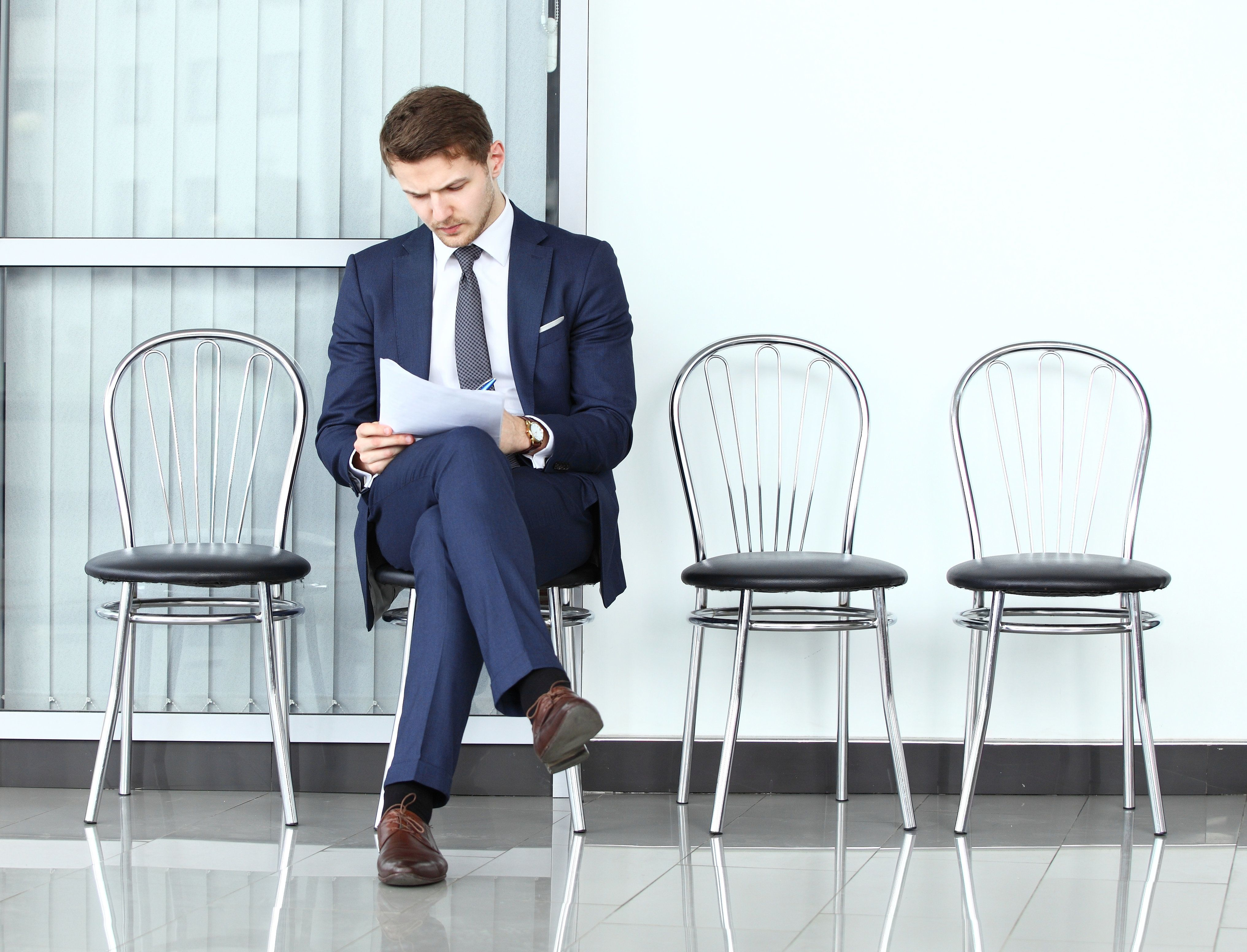Experten warnen: Das ist der größte Fehler, den ihr in einem Bewerbungsgespräch machen