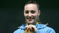 Χρυσό μετάλλιο για την Κορακάκη στο Παγκόσμιο Κύπελλο του
