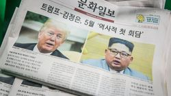 Ο τερματισμός των πυρηνικών δοκιμών και των δοκιμαστικών πυραυλικών εκτοξεύσεων οι όροι Τραμ στον Κιμ Γιονγκ