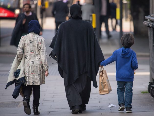 Police have received reports of letters encouraging people to participate in 'Punish A Muslim