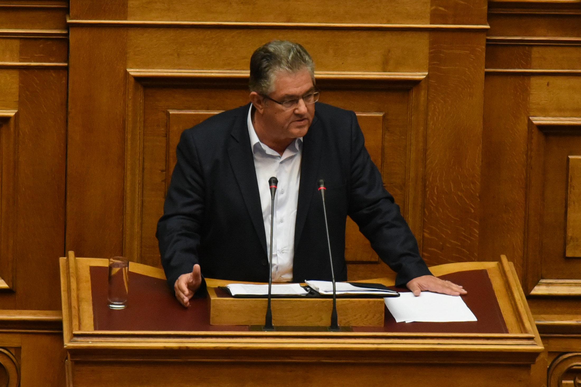 Κουτσούμπας για τους Έλληνες στρατιωτικούς: Η κυβέρνηση ευθύνεται για το χειρισμό του