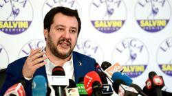 Σαλβίνι: «Η προεδρία βουλής και γερουσίας πρέπει να δοθεί σε όσους κέρδισαν τις