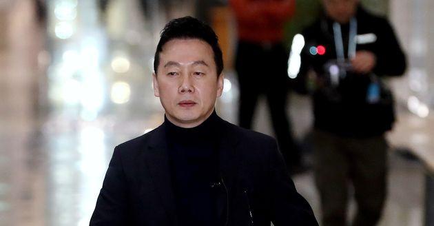 정봉주가 '성추행 의혹'을 '대국민 사기극'으로