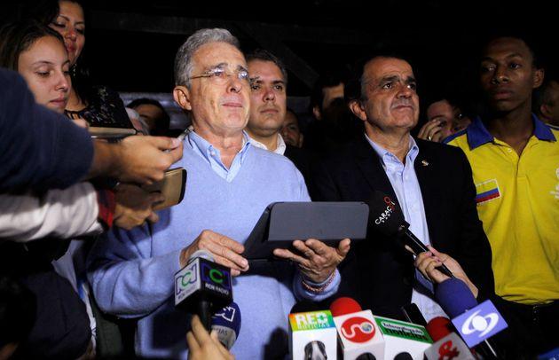 Πρώτο αλλά χωρίς πλειοψηφία το Δημοκρατικό Κόμμα στην Κολομβία. Λιγότερο από 1% των ψήφων για τον