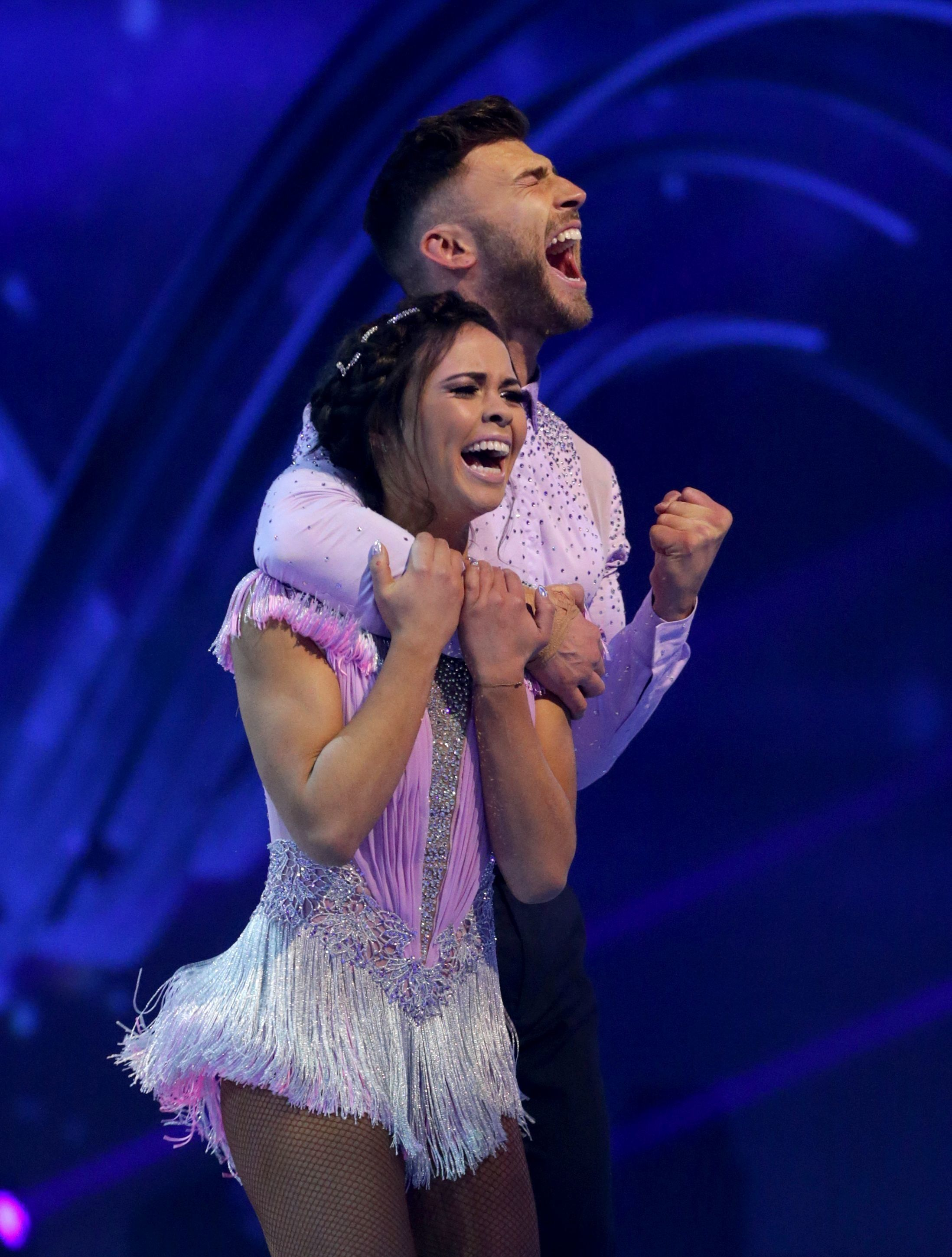 Jake Quickenden Jokes His Reality TV Days Are Behind Him As He Wins 'Dancing On Ice'