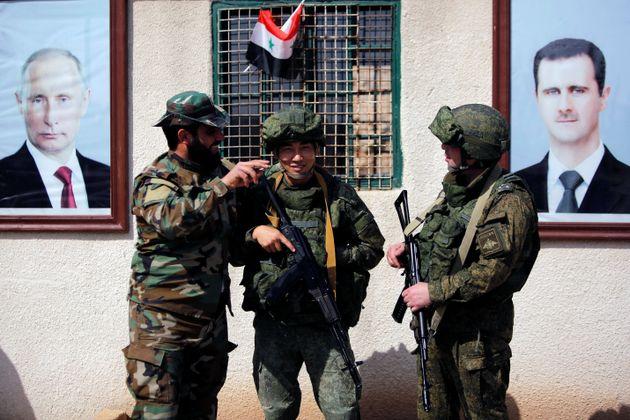 Συρία: Η επέμβαση της Τουρκίας στο Αφρίν και η Ανατολική Γούτα τα βασικά