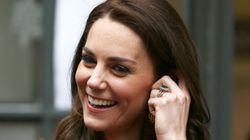 Una loca teoría sobre los dedos de Kate Middleton está dejando perplejos a