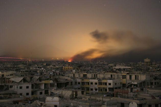 Συρία: Συνεχίζεται η επιχείρηση του συριακού στρατού εναντίον της ανατολικής