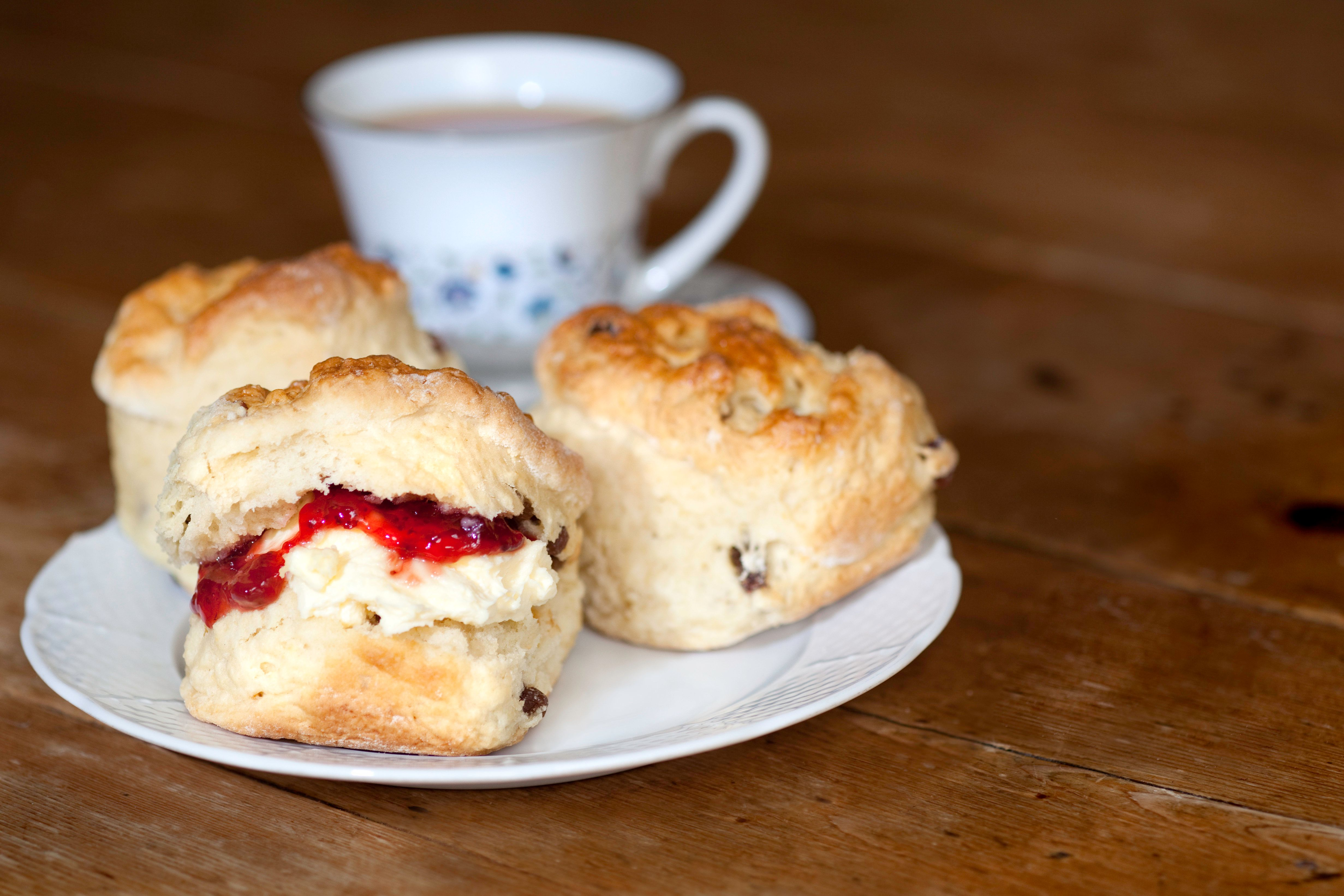 National Trust In Cornwall Apologises Over 'Heinous' Scone Faux
