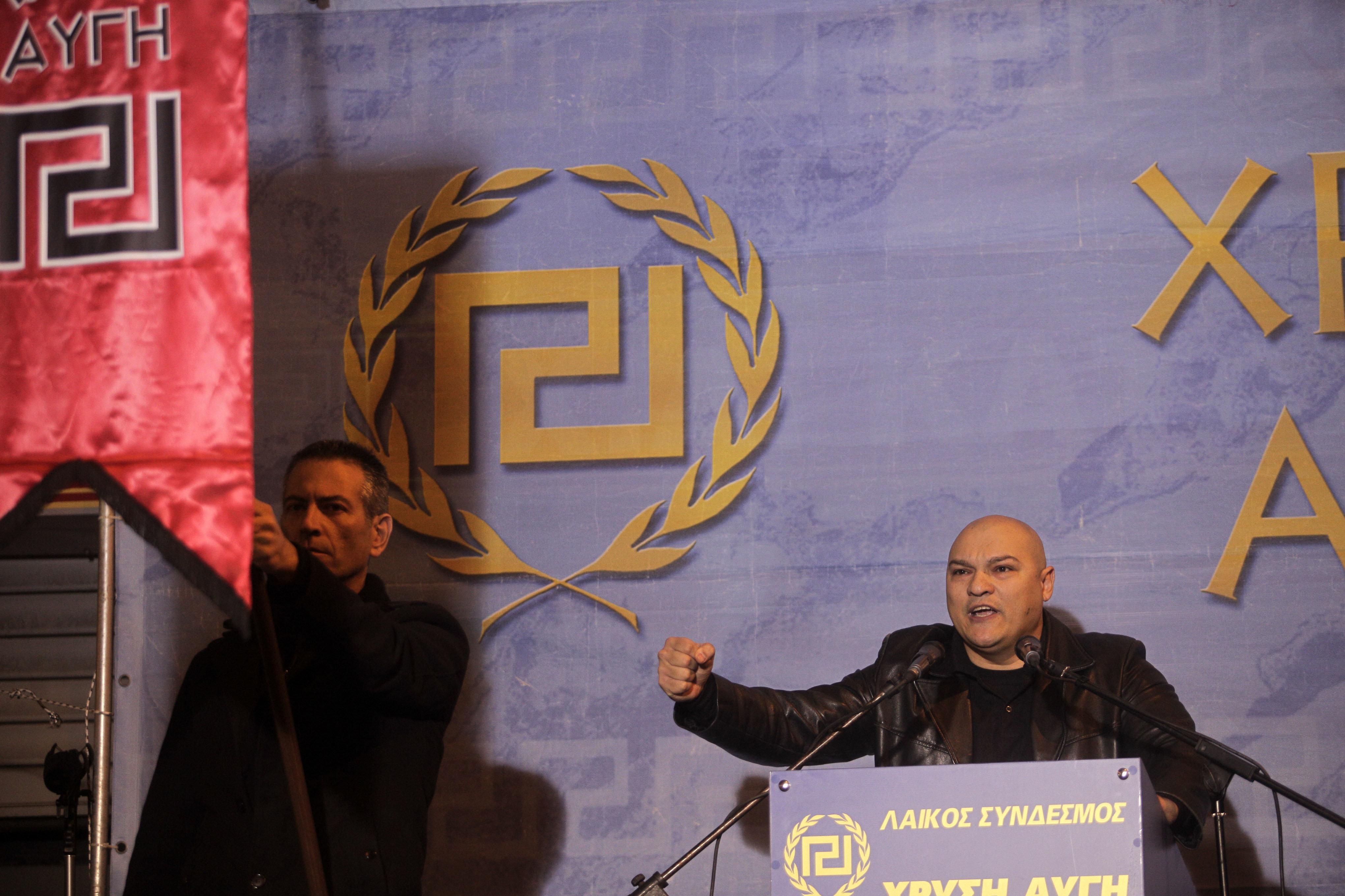 4 μήνες φυλάκιση με αναστολή στον Γερμενή της Χρυσής Αυγής για την επίθεση στον