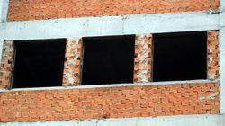 ΕΛΣΤΑΤ: Μείωση 14,1% του όγκου της οικοδομικής δραστηριότητας τον