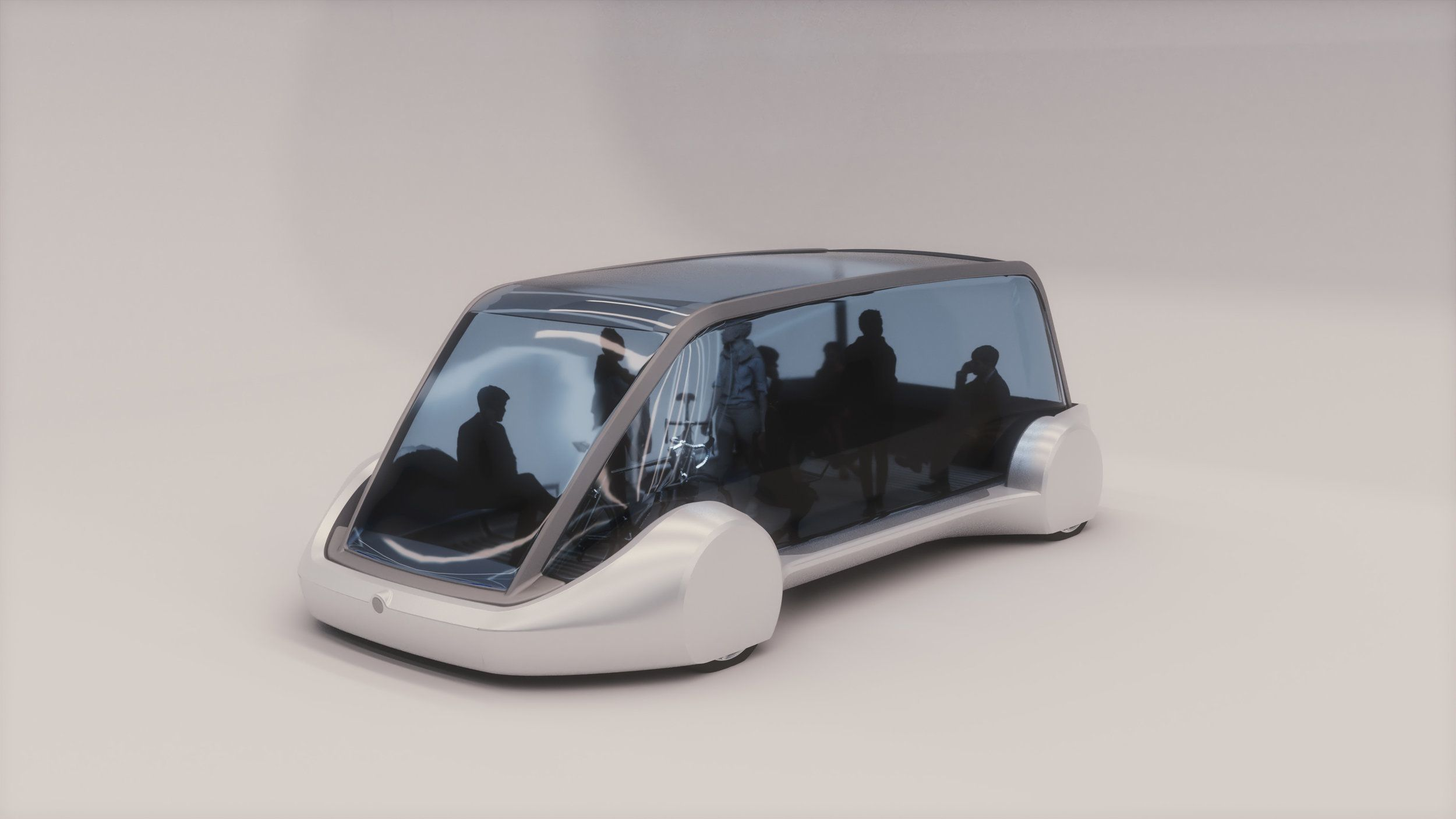 Elon Musk's Boring Company Wants To Reinvent The Bus, Here's