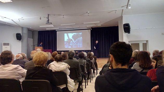 «Σεισμός και κοινωνία»: Ντοκουμέντα από τον σεισμό της Πάρνηθας και οδηγίες κατά του Εγκέλαδου σε εκδήλωση...