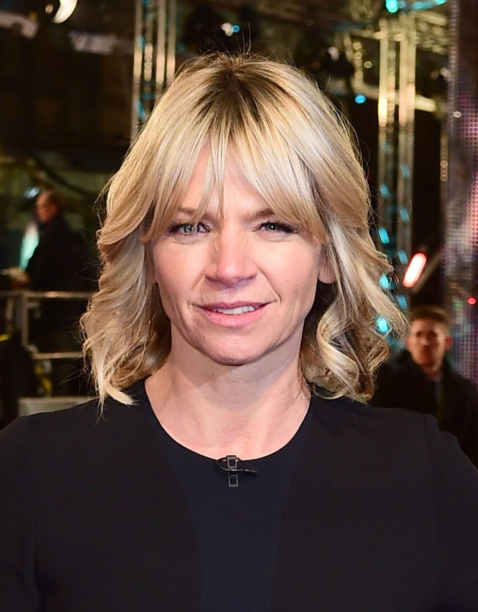 Zoe Ball 'Getting Stronger' Since Boyfriend's Suicide, After Accepting She 'Couldn't Save Him'