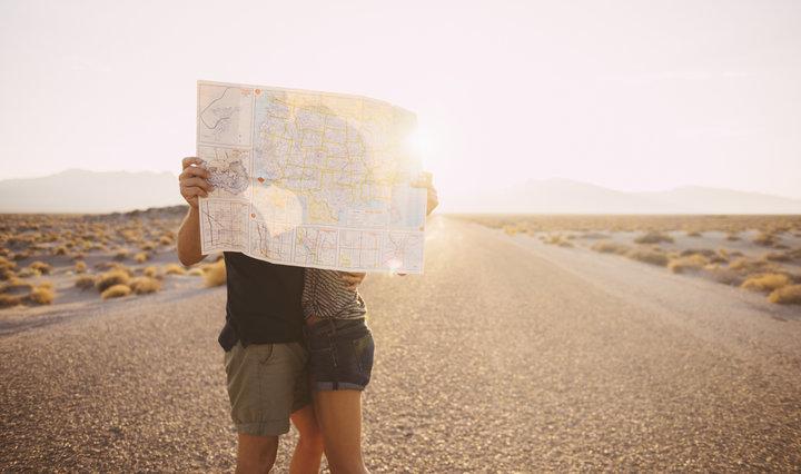 Eine gemeinsame Reise kann Aufschluss darüber geben, ob ihr euch ganz auf euren Partner verlassen könnt
