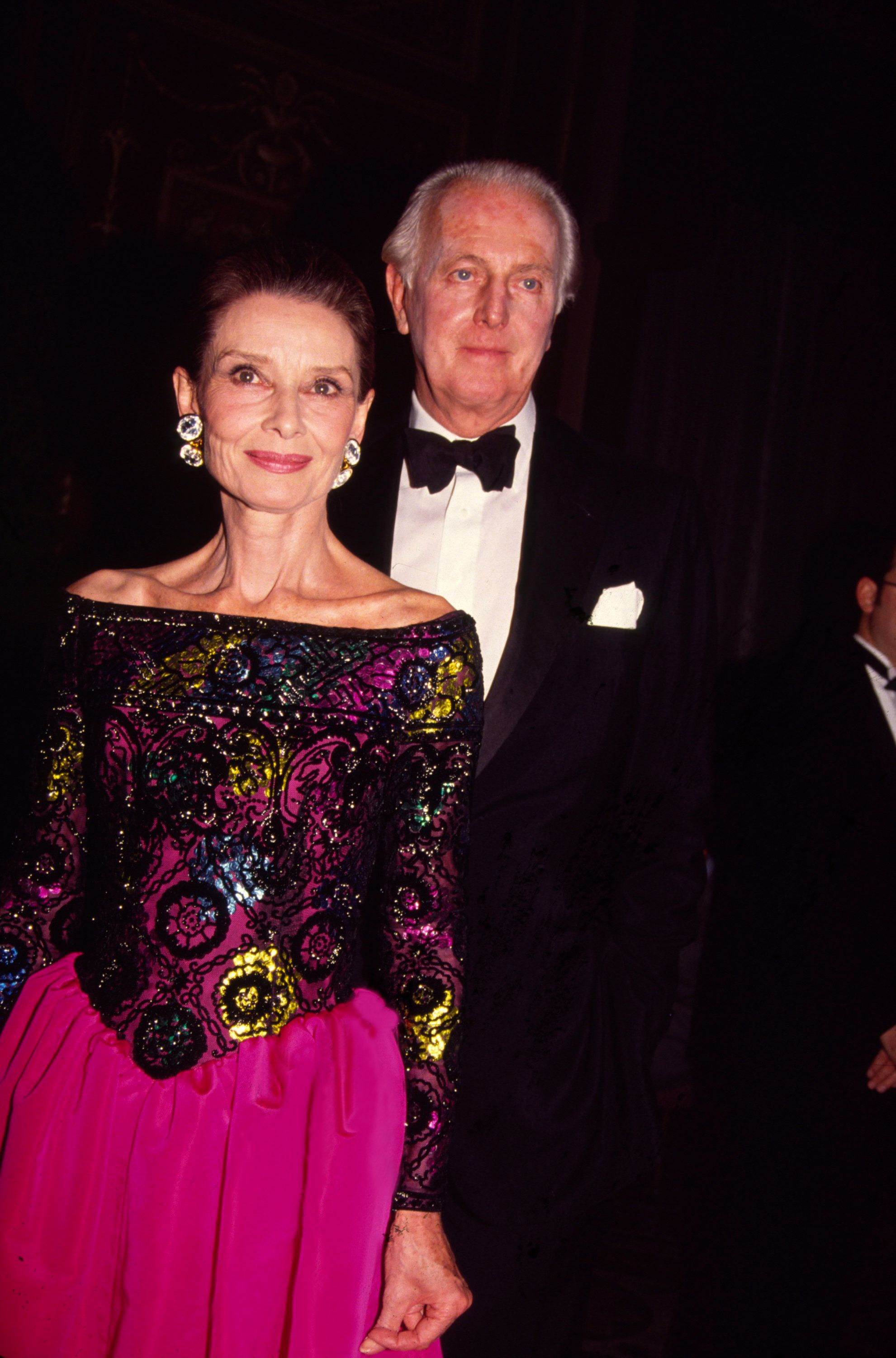 Hubert De Givenchy Has Died At