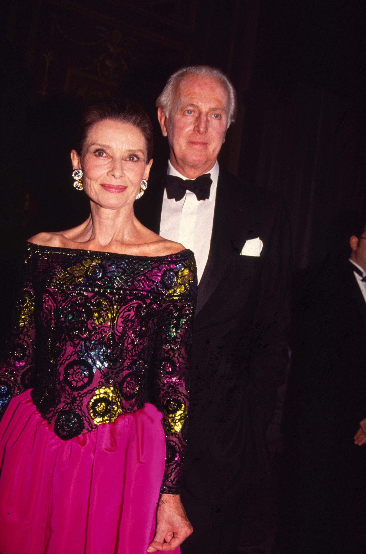Hubert De Givenchy Has Died At