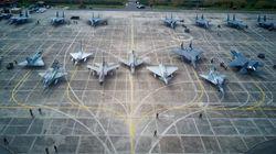 Σε όλο το εύρος του FIR Αθηνών η πολυεθνική αεροπορική άσκηση «Ηνίοχος