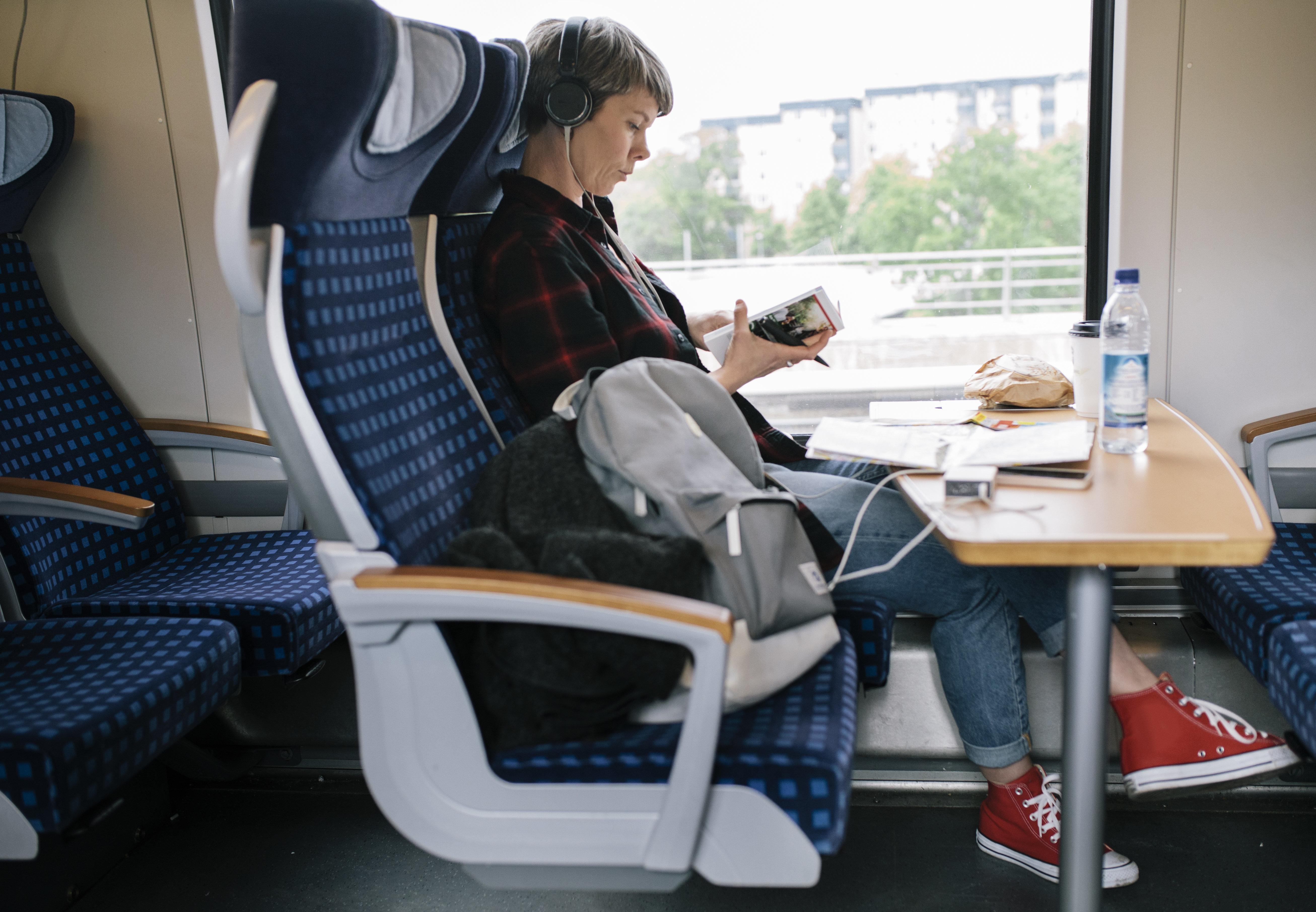 Bei der Deutschen Bahn wird bald nicht mehr jeder kontrolliert